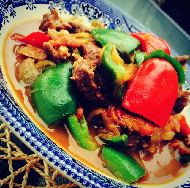 Three-Cup Beef Sauce